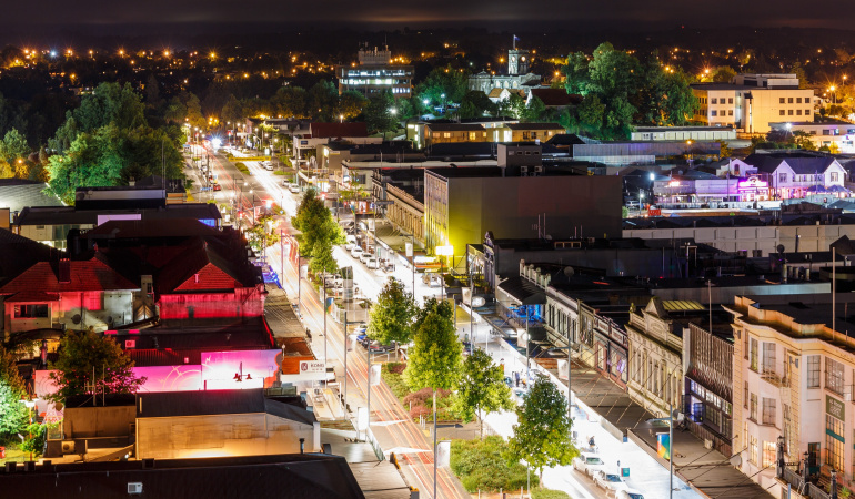 WS Hamilton City night view2